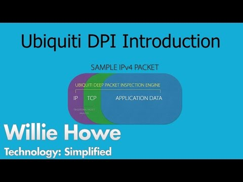 Ubiquiti Networks - Deep Packet Inspection - DPI Introduction