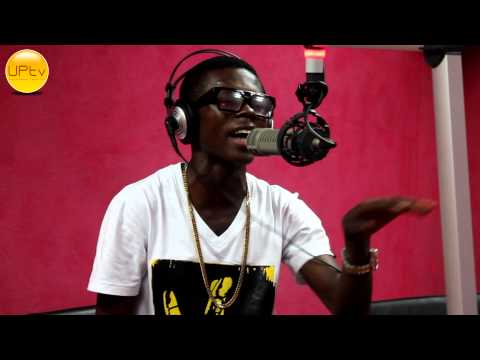 Strongman Freestyles on HipHopGH [UrbanPhaceTV]