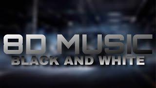Juice WRLD - Black and White (8D AUDIO)