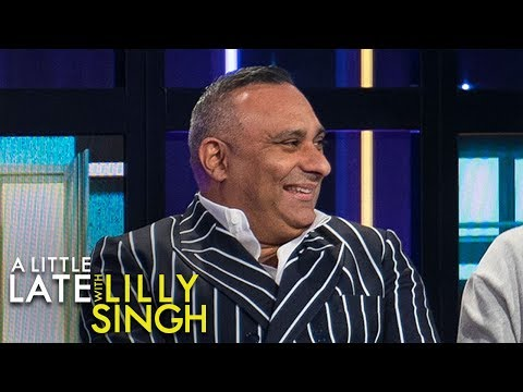 Russell Peters Shares What His First Official Flex Was