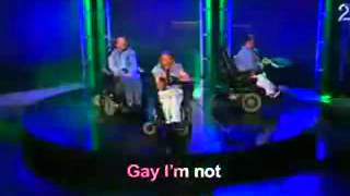 AT LEAST IM NOT GAY - national cripple orchestra