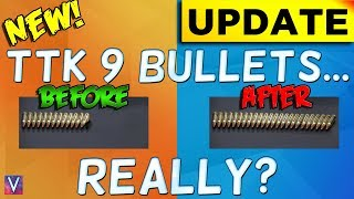 New TTK Changes for Battlefield V in this Update!