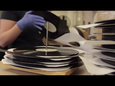 Vinyl Record Pressing Reintroduced at Disc Makers