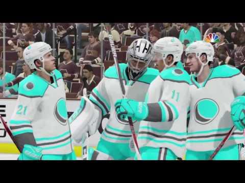 NHL® 17 EASHL Gameplay #96, Power Forward Center