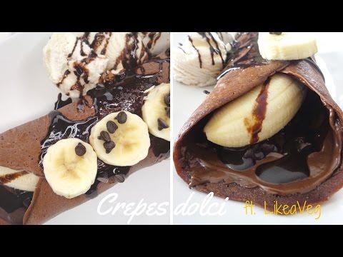 ricetta-crepes-dolci⎮crepes-alla-nutella⎮senza-uova⎮senza-latte-❤️-ft.-likeaveg