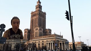 A Day in Warsaw Poland (3-24-15)