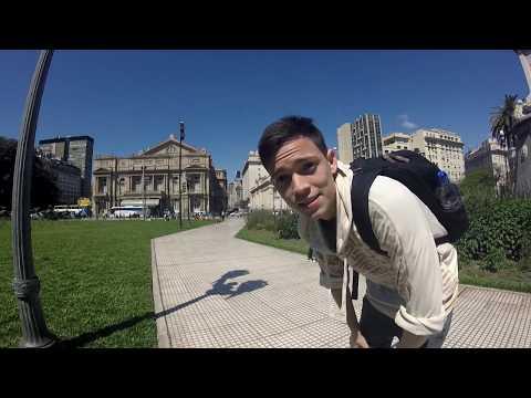 Así fue como conseguí trabajo en Buenos Aires...