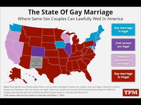 Same sex marriage in virginia