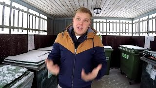 Сортировка мусора в Финляндии. Как выкидывают  мусор  в Финляндии?