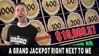 🤑 Neighbor Lands the GRAND! 🍀 Green With ENVY 💸 +$10,000 JACKPOT