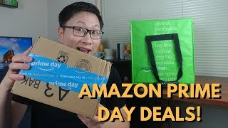 Amazon Prime Day Deals 2018 + Standing Desk Review
