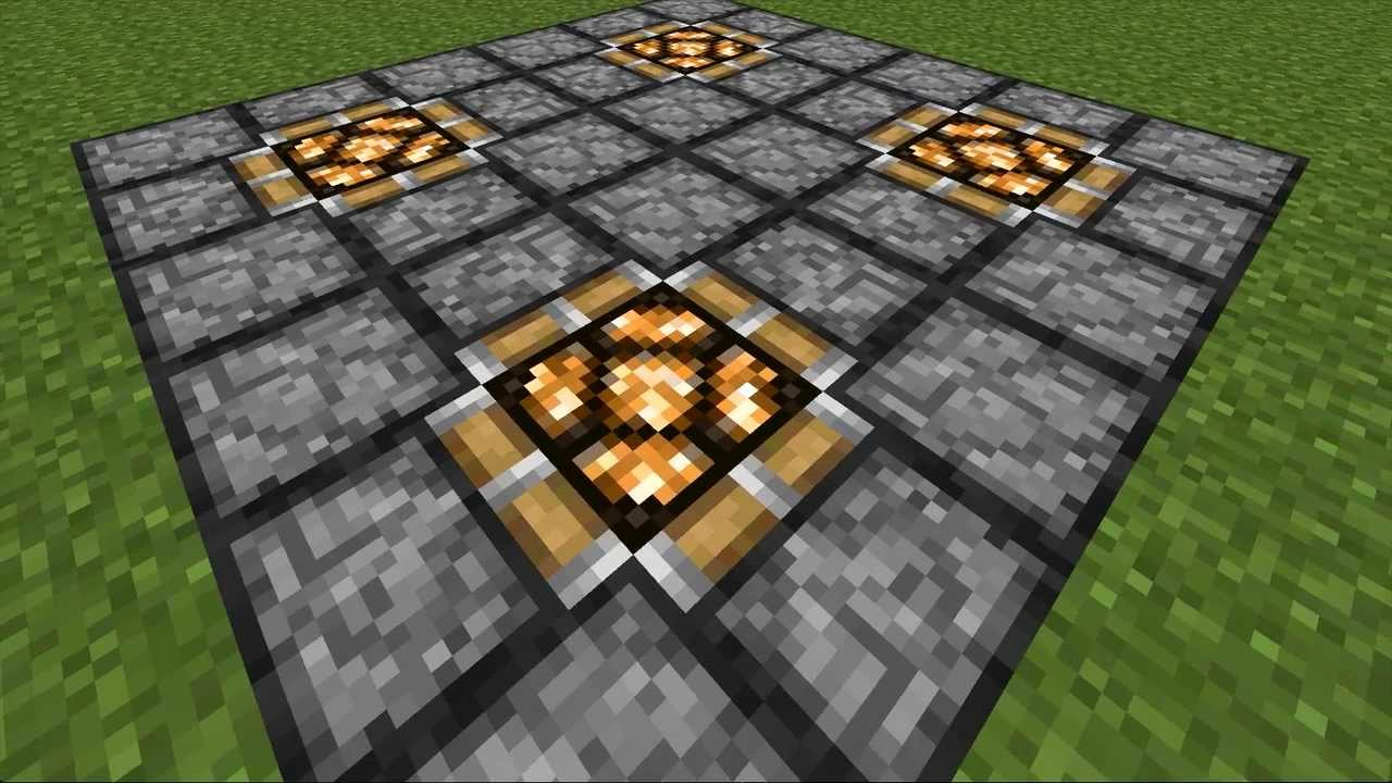 Minecraft - Awesome Floor Design - YouTube