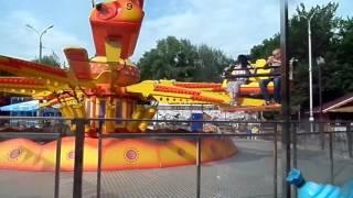 Супер полёт парк Гагарина Самара