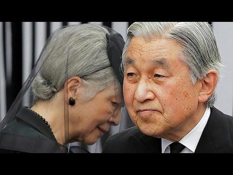Japon hükümeti İmparator Akihito'nun tahtan çekilebilmesinin önünü açtı