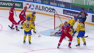 Сборная России по хоккею в рамках Кубка Первого канала проведет матч с командой Чехии