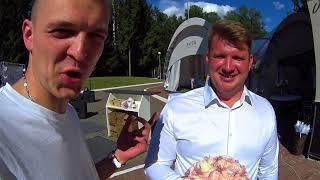Видеоблогер на свадьбе в Витебске. Затея | Влад Бульбаш