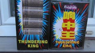 To jest MOŹDZIERZ! Ogromna MOC i Przepiękne Efekty! - THUNDERING KING