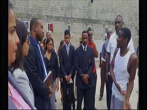 Judiciary Tours Maximum Security Prison