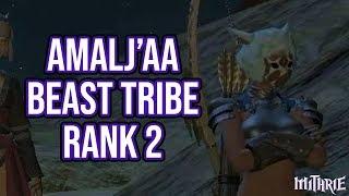 Ffxiv 2.1 0158 Amalj'aa Rank 2 (beast Tribe Quests)