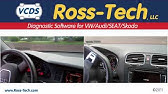 01486 Code VW ESP SYSTEM FUNCTION TEST - YouTube