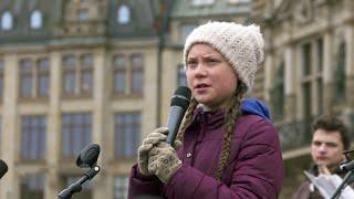 Greta Thunberg - Die Klima-Rebellin