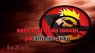 [ KARAOKE ] Naruto Shippuuden - Hotaru no Hikari ( instrumental + lyrics )