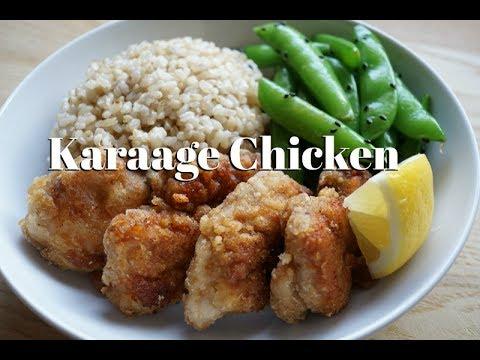 Chicken karaage neeno's essentials