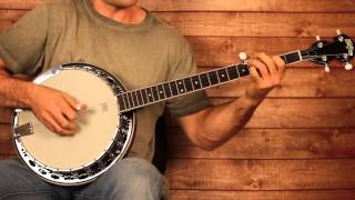 "Mumford and Sons ""Babel"" Banjo Lesson (With Tab)"