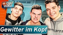 Chat Duell #78 | Gewitter im Kopf & Mooo vs. Simon, Valentin & Fabian