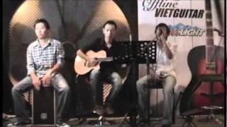 Uống trà (Phạm Toàn Thắng) Guitar Acoustic Cover - [Offline VG HCM 24/4/11]