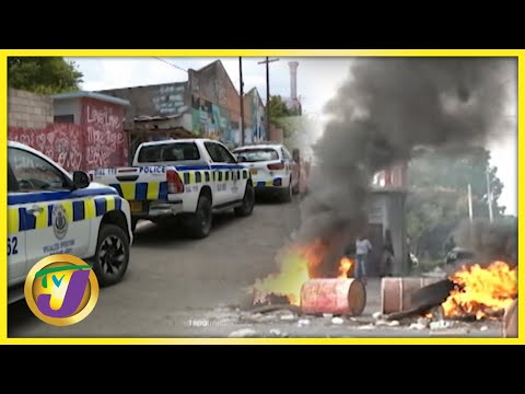 Fury in Clarendon | George Wright Speaks | Tension High in Trench Town Jamaica