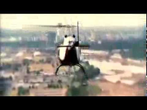 Tulsa Helicopter Flight Film