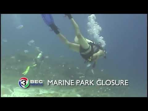 MARINE PARK CLOSURE | Ch3Thailand
