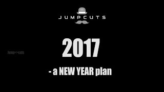 2017 - a New year plan