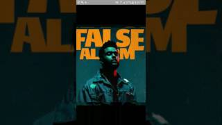 Download The Weekend -  False Alarm MP3 song and Music Video