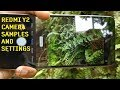 Xiaomi Redmi Y2 Camera Specs, Settings and Samples