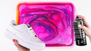HYDRO DIPPING NIKE AIR Force a…