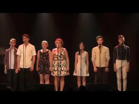 Musical Theatre Medley - CABARET BROADWAY JULY 2016