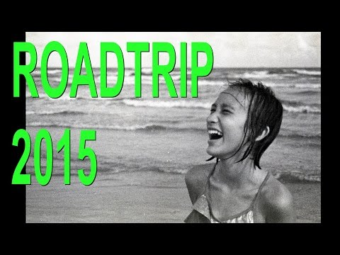 Roadtrip 2015 DIGITAL, FILM AND 8MM FILM