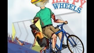 Happy Wheels Ep.2 Im a Retarded Mouse