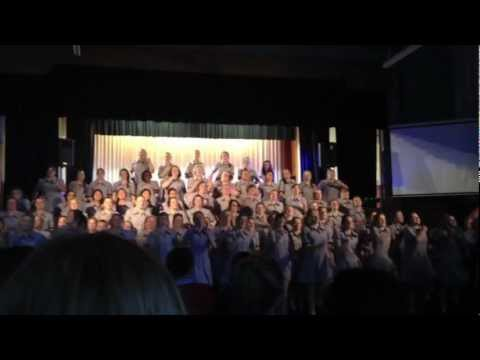 SGHS leavers dance 2012