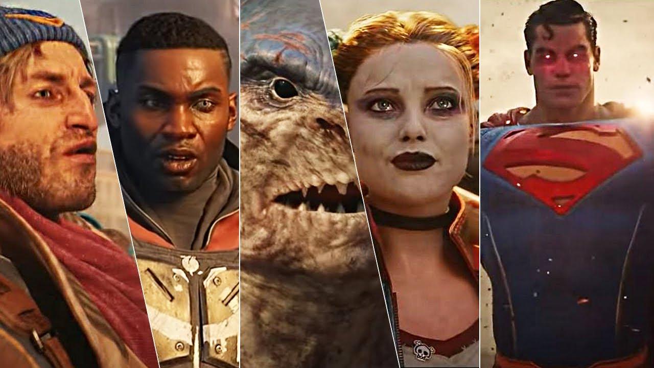 Superman; Sanguinário; James Gunn; O Esquadrão Suicida 3