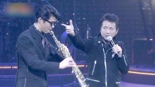 FUMIYA FUJII 30th BEST SPECIAL COUNTDOWN 2014年12月31日 日本武道館 ...