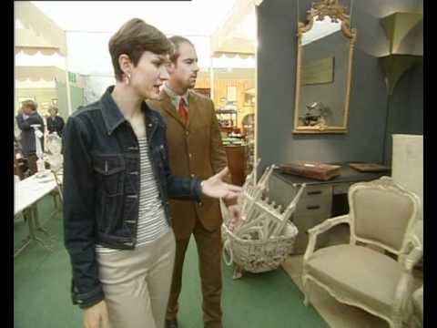 BBC2 Antiques Show, Cubist, 1999