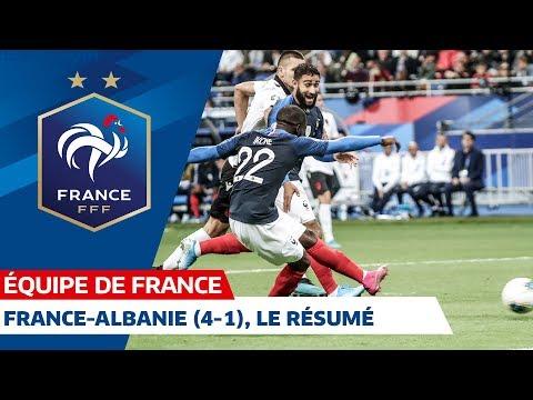 France-Albanie (4-1), le résumé I Équipe de France 2019