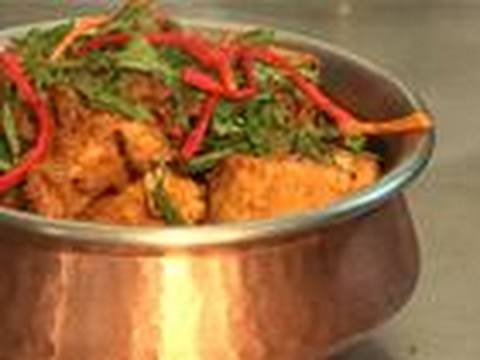 How To Make Chicken Vindaloo Youtube