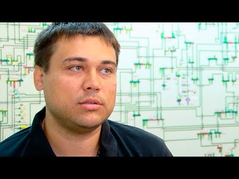 На фото «Сергиево-Посадская Электросеть» противостоит непогоде изображение