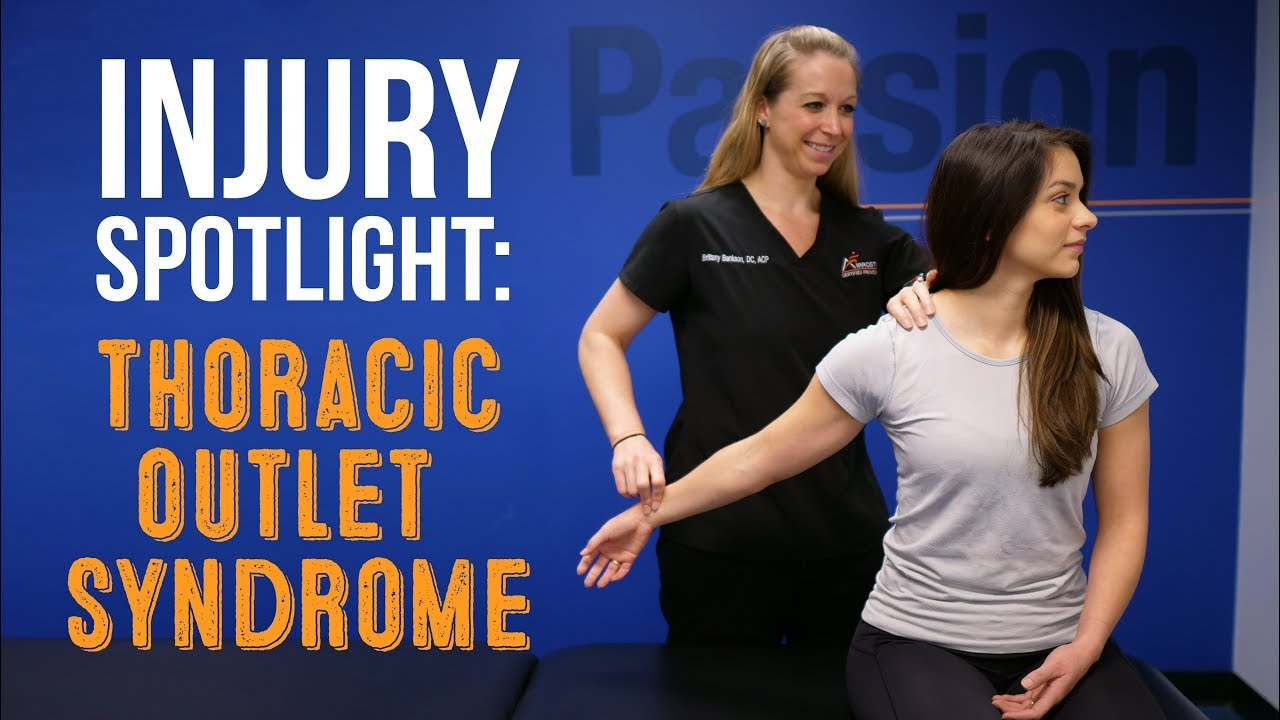 Thoracic Outlet Syndrome Causes Symptoms And Treatment