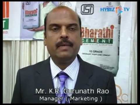 Bharathi Cement Corporation Pvt Limited,Sub Dealers Meet at Mysore Mr. K R Gurunath Rao,