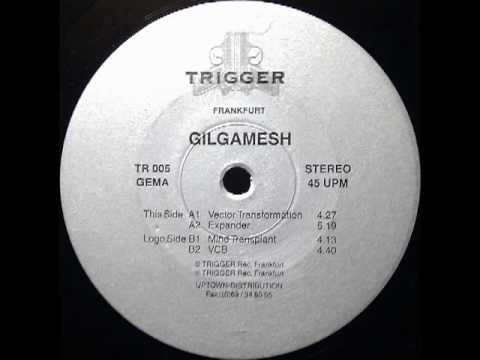 Gilgamesh - Mind Transplant